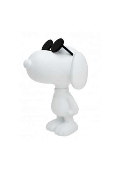 Snoopy Sun Blanc & Noir 27cm