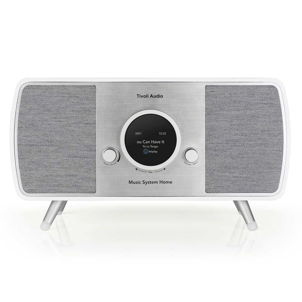 Music System Home (Gen. 2) White-1