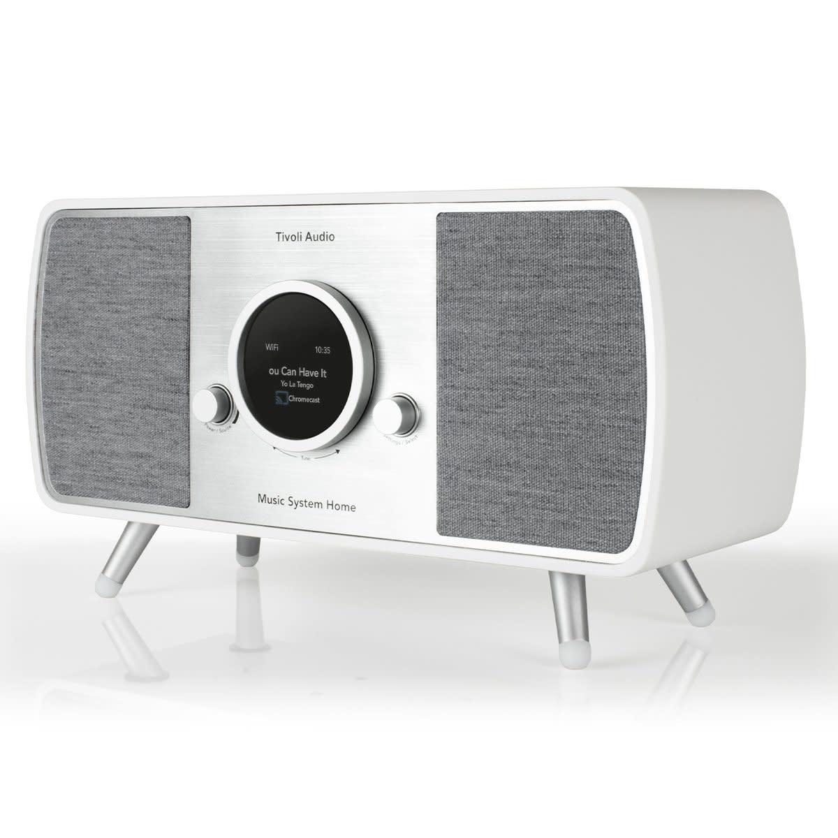 Music System Home (Gen. 2) White-2