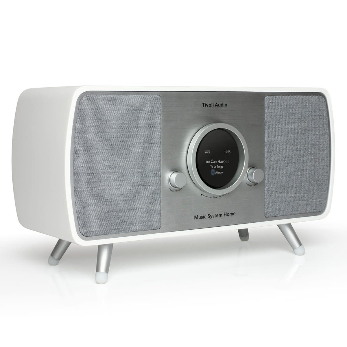 Music System Home (Gen. 2) White-3