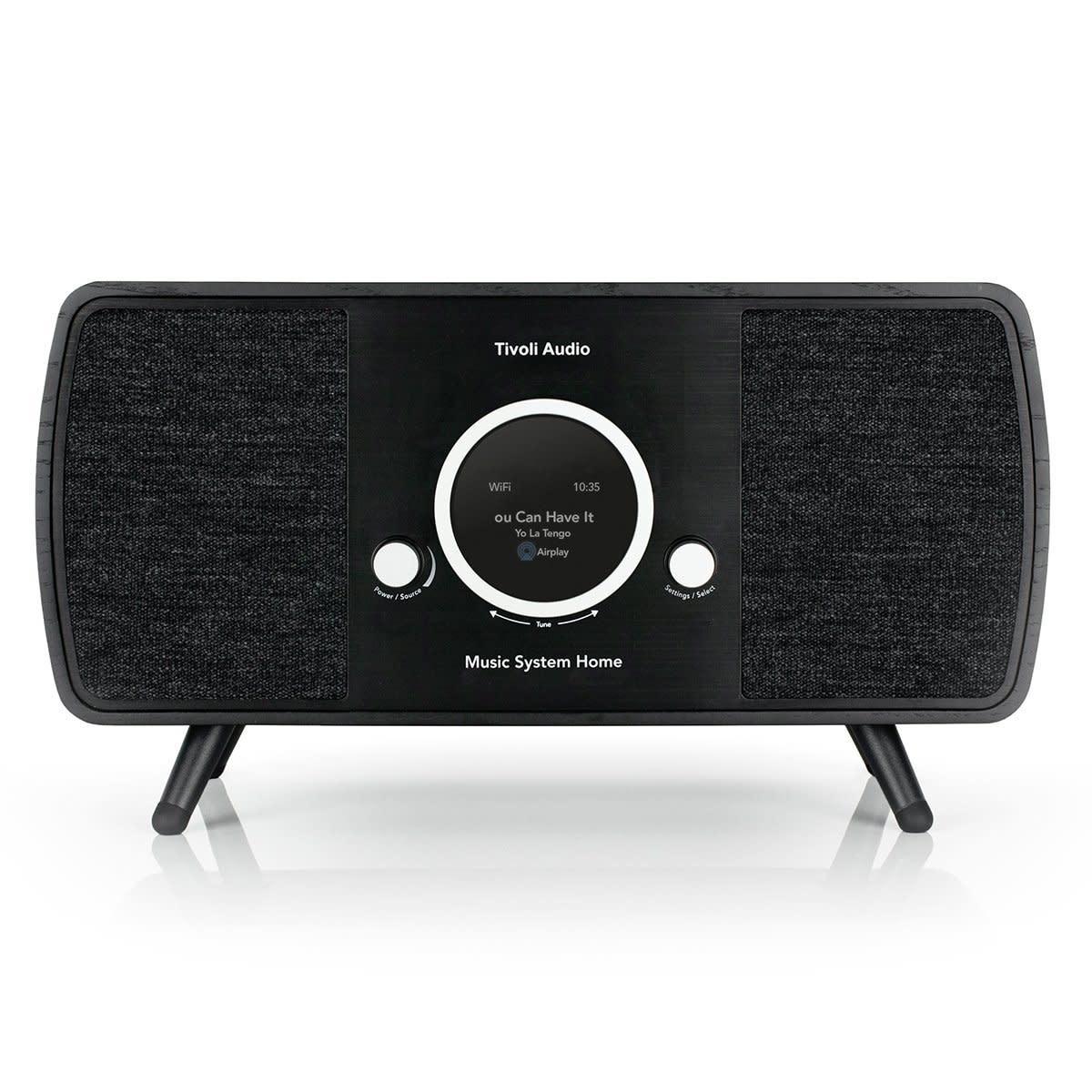 Music System Home (Gen. 2) Black-1