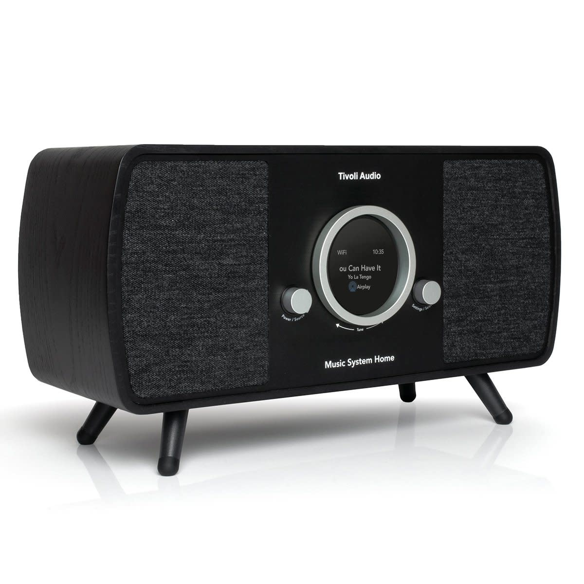 Music System Home (Gen. 2) Black-3