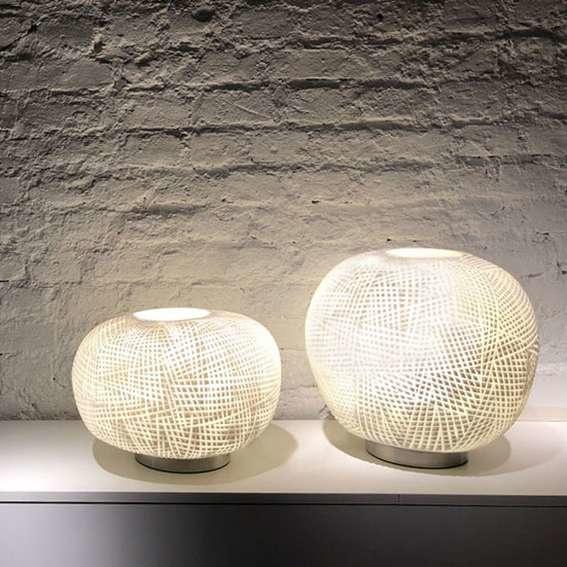 Lamp Erbse Opale MM-4
