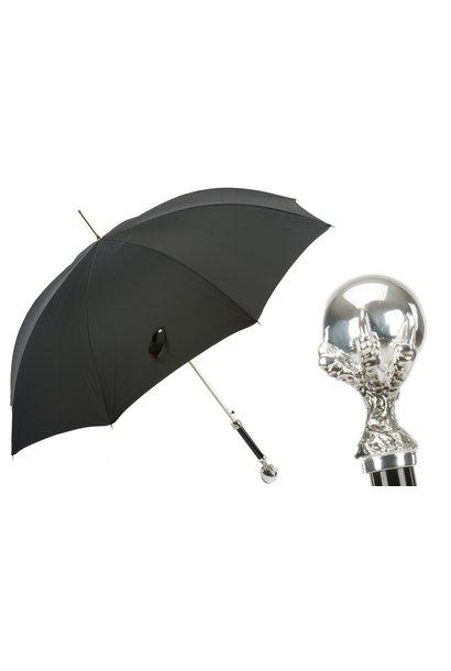 Umbrella Claw Silver
