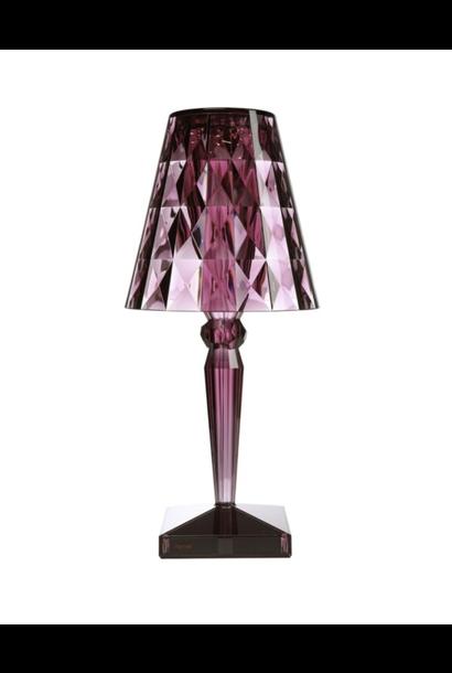 Lamp Big Battery Purple XL