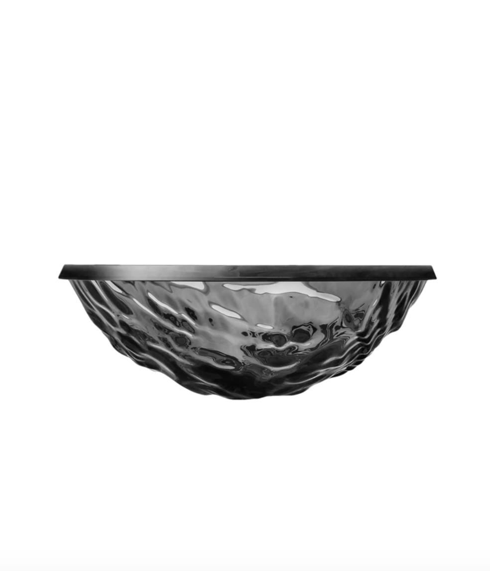 Cup / Salad Bowl Moon Smoked-1
