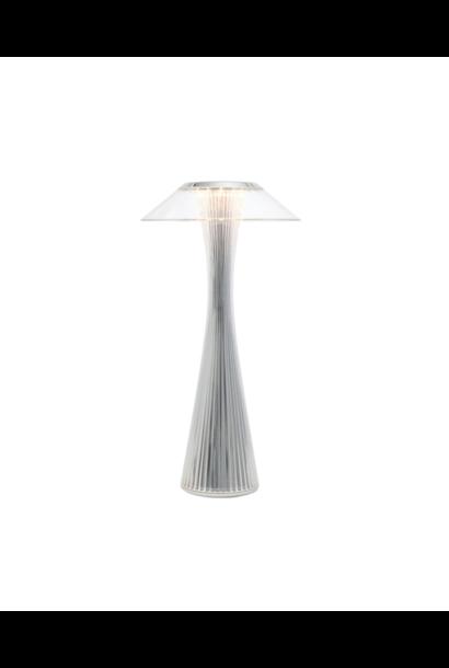 Floor Lamp Space Chrome / Grey