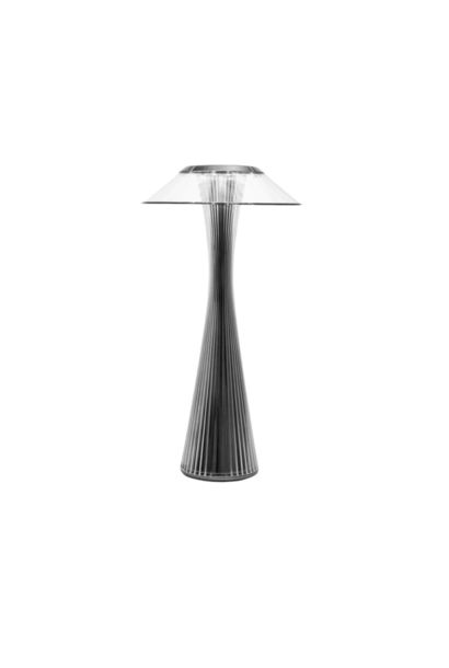 Floor Lamp Space Titane / Black