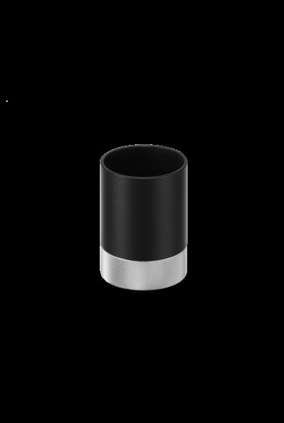 Tumbler Bod  Black / Chrome