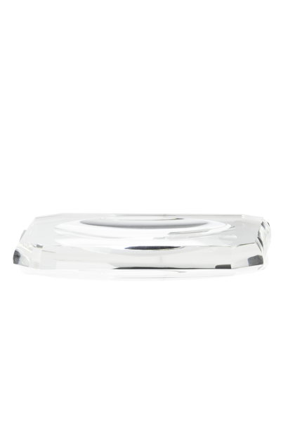 Soap Dish Clear Crystal