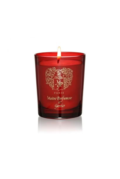 Candle Mythical Amber 180gr