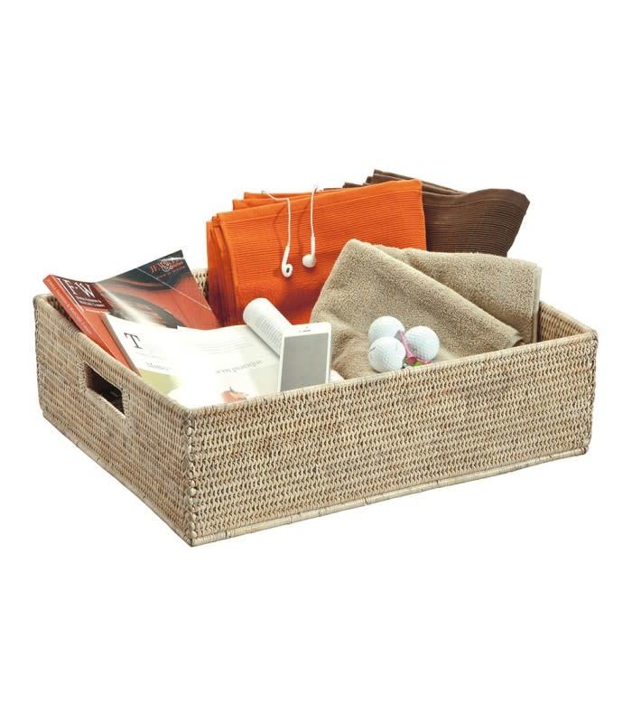 Maxi Basket Drawer Ceruse 50x40x15cm-1