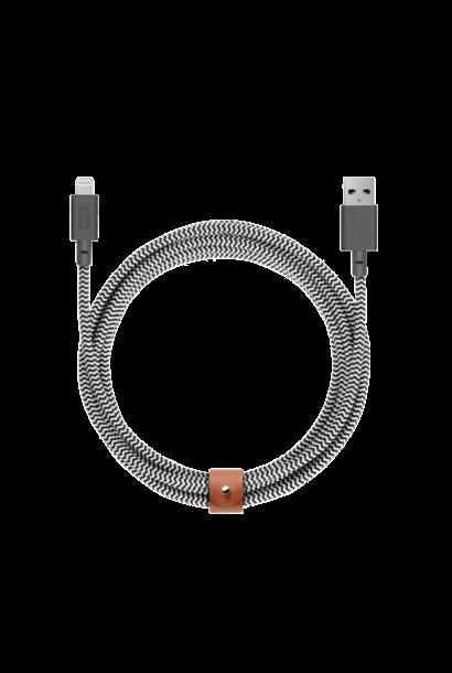 Cable Belt Zebre XL 3m