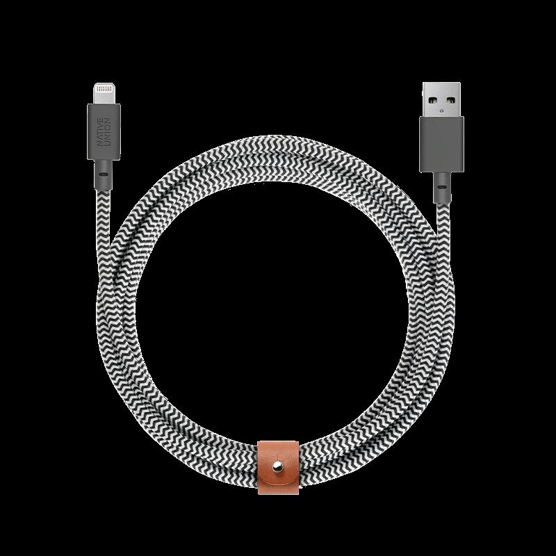 Cable Belt Zebra XL 3m-1