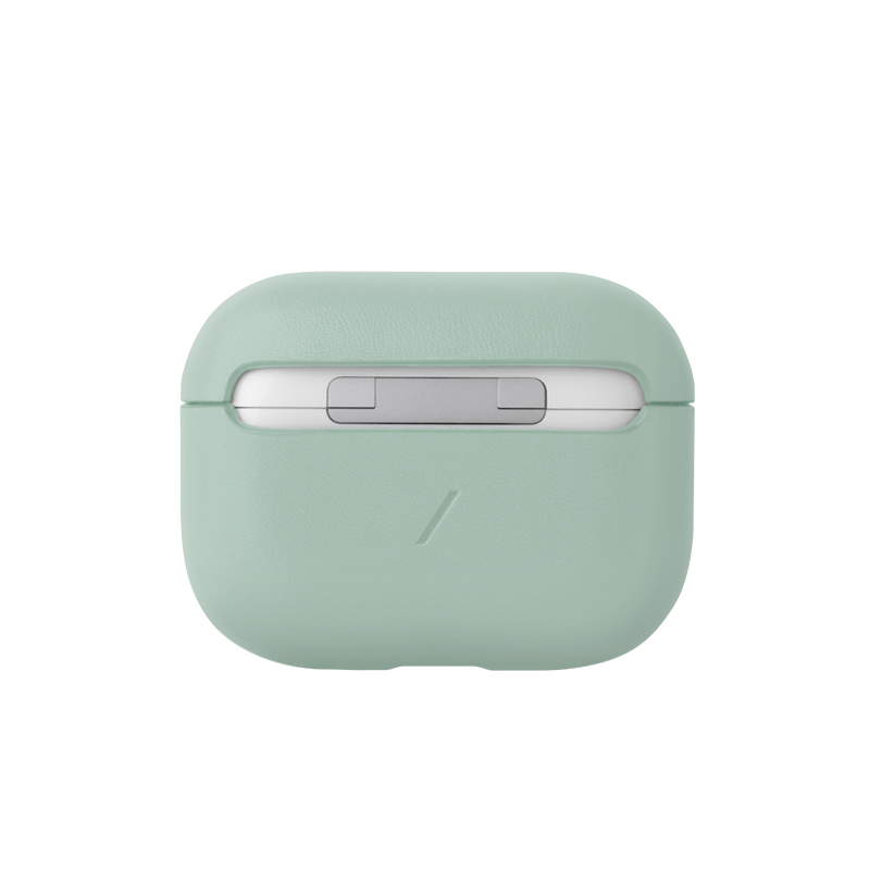 Case Airpods Pro Crafted Sage Pastel Green-2