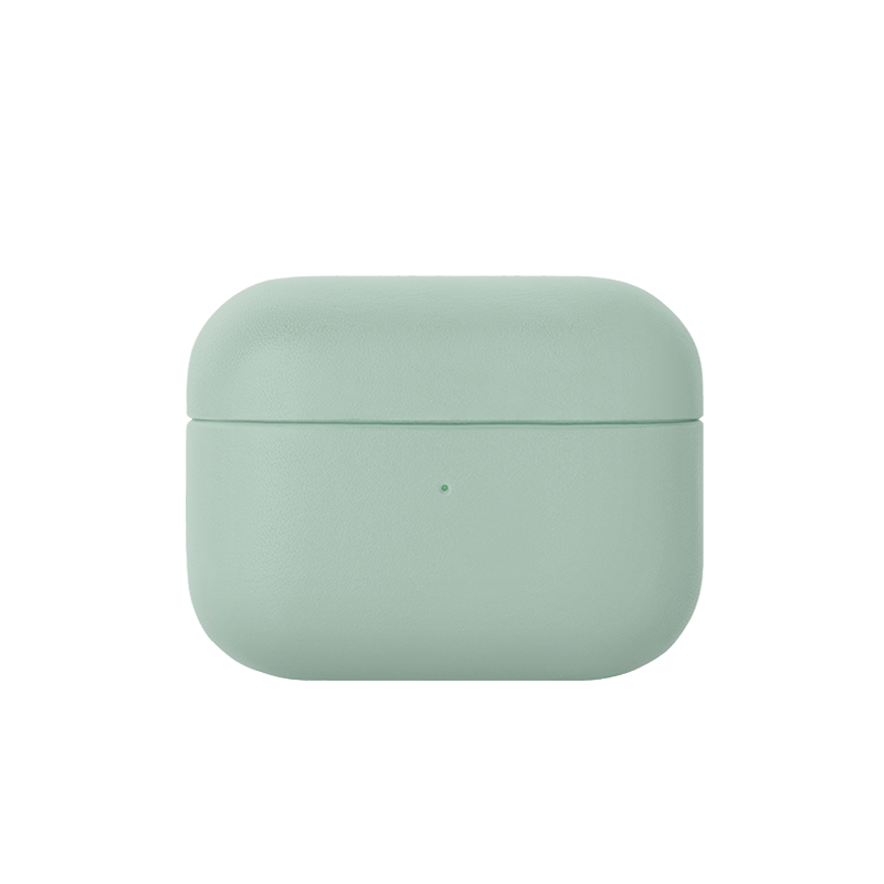 Case Airpods Pro Crafted Sage Pastel Green-1