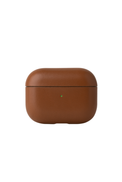 Case Airpods Pro Crafted Brown