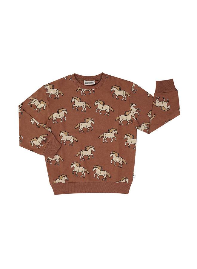 Wild Horse - sweater