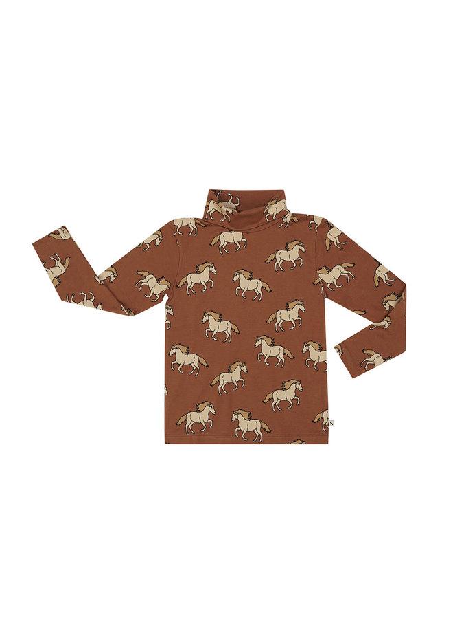 Wild Horse - turtleneck