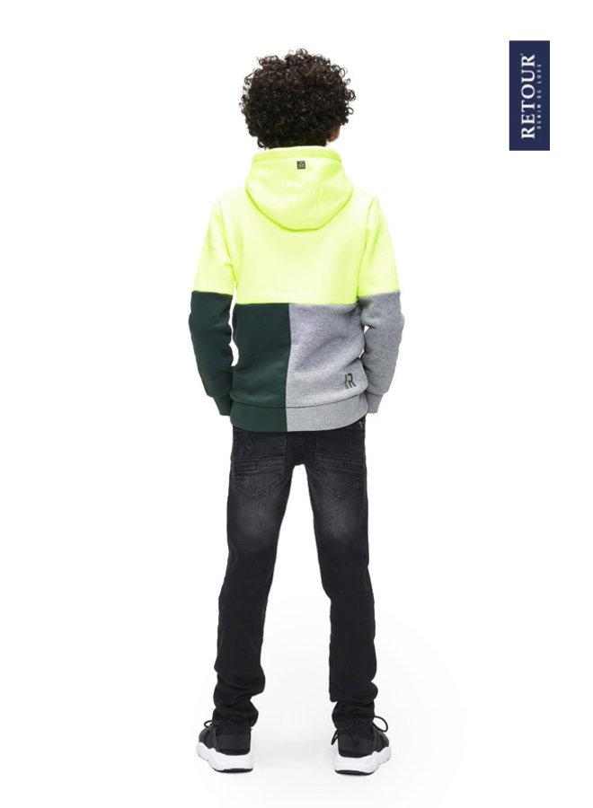 Rick - neon yellow