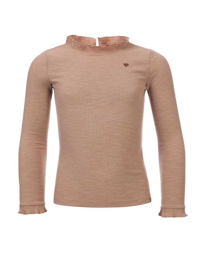 Little t-shirt - camel
