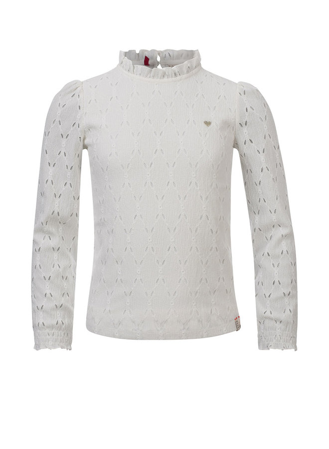 Little blouse - off white