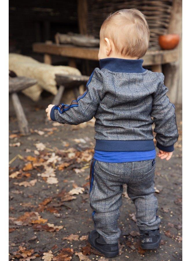 Boys Trousers - Grey