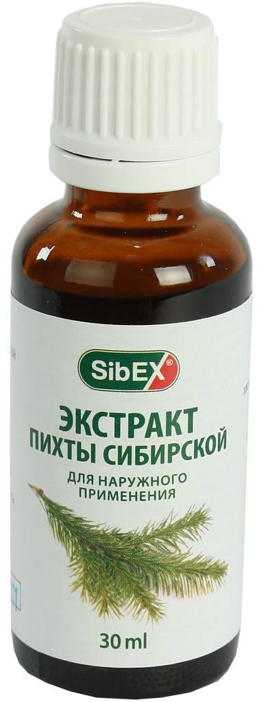 Sibirische Tanne Extrakt (Abies sibírica) SIBEX 6