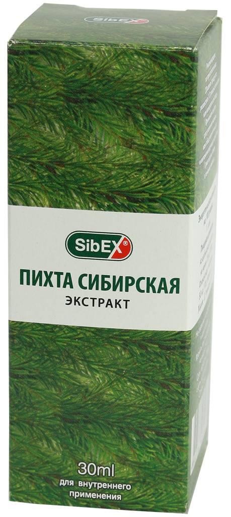 Sibirische Tanne Extrakt SibEX(Abies sibírica)