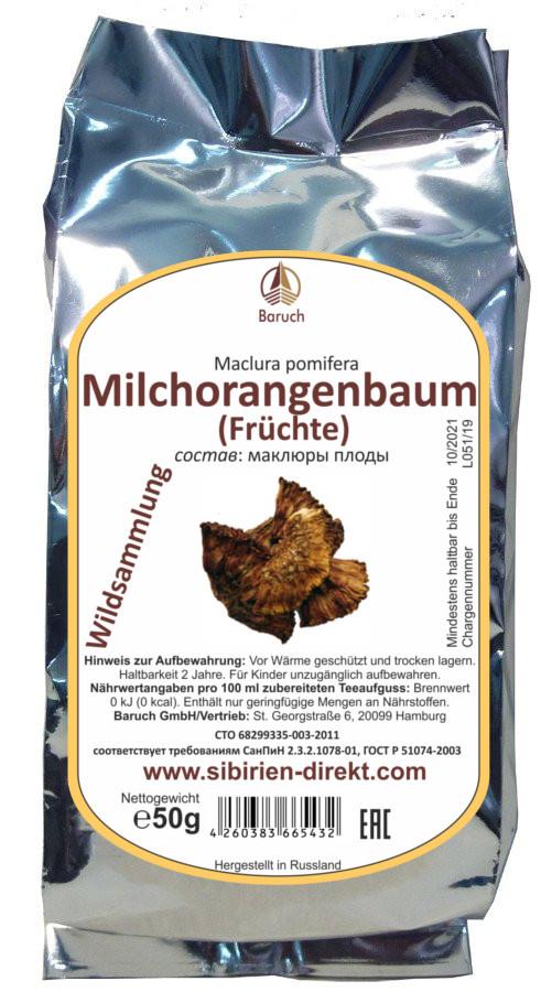 Milchorangenbaum (Früchte)
