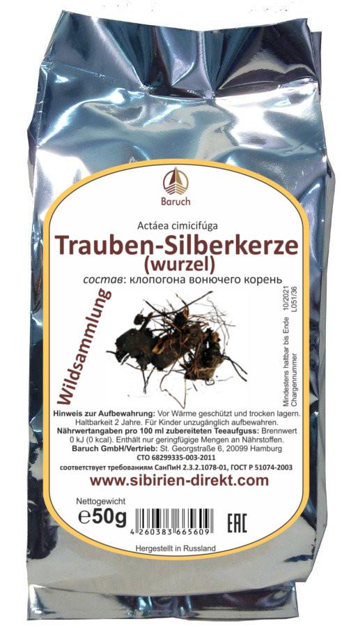 Trauben-Silberkerze (Wurzel)