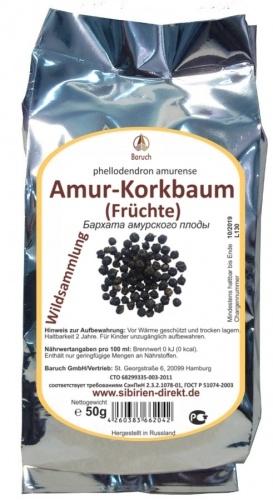 Amur-Korkbaum (Frucht)