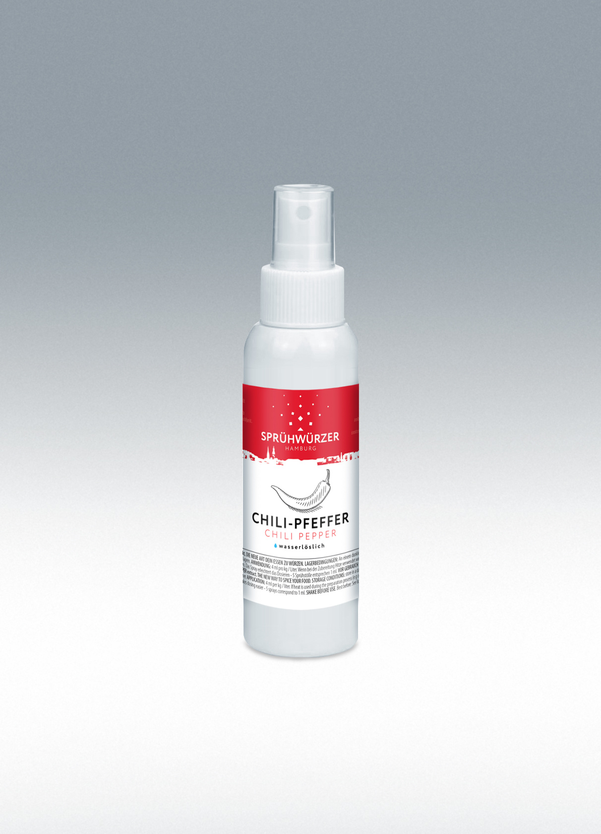 Chili-Pfeffer-Extrakt 100ml