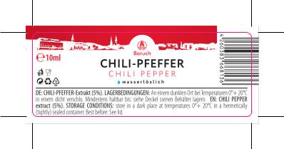 Chilli-Extrakt 10ml