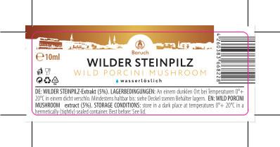 Wilder Steinpilz-Extrakt 10ml
