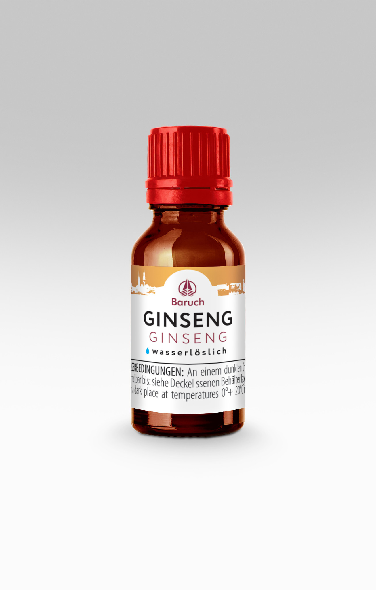 Ginseng-Extrakt 10ml