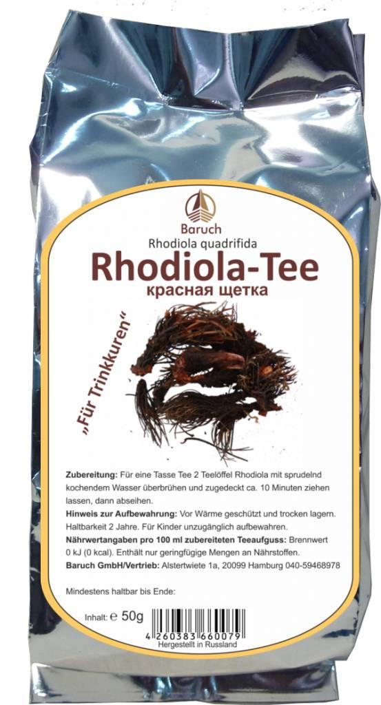Rhodiola aus Wildsammlung