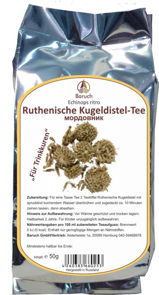 Ruthenische Kugeldistel aus Wildsammlung