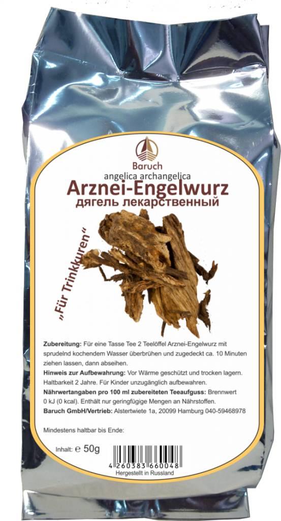 Arznei-Engelwurz aus Wildsammlung