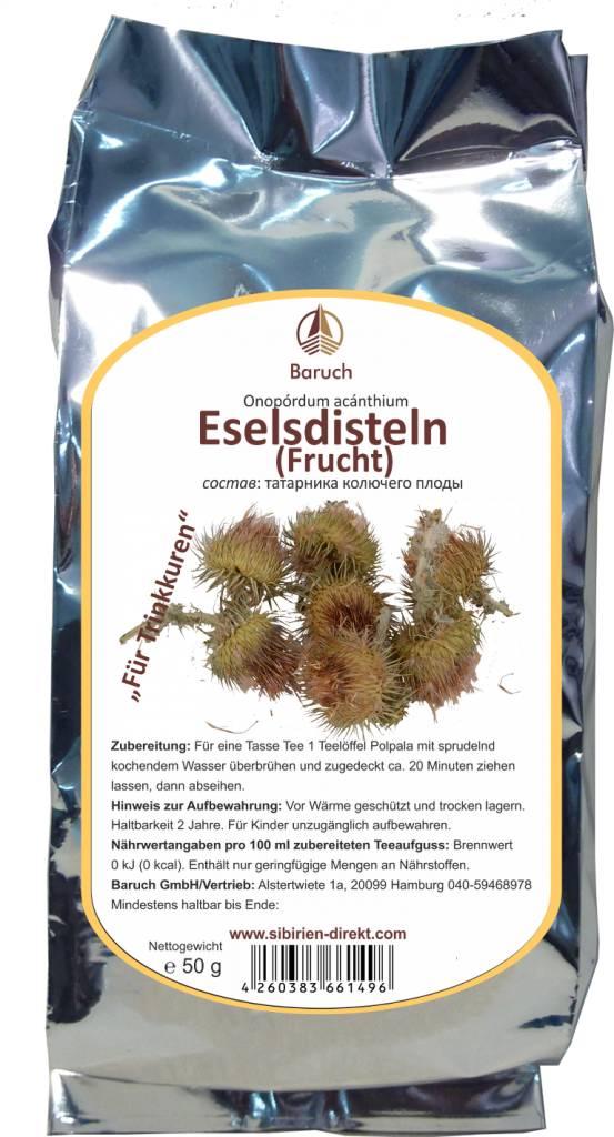 Eselsdisteln (Frucht)