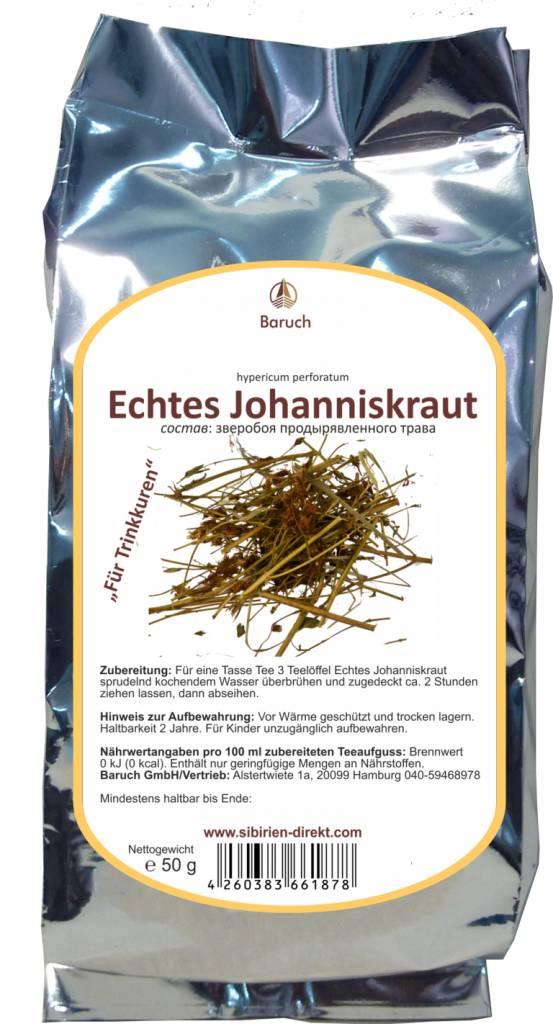 Echtes Johanniskraut