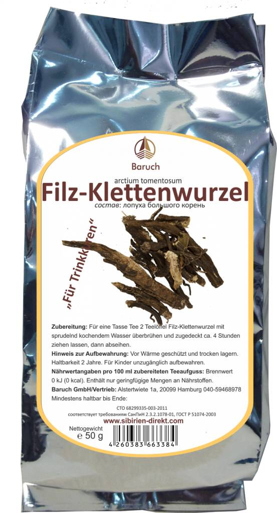 Filz-Klette