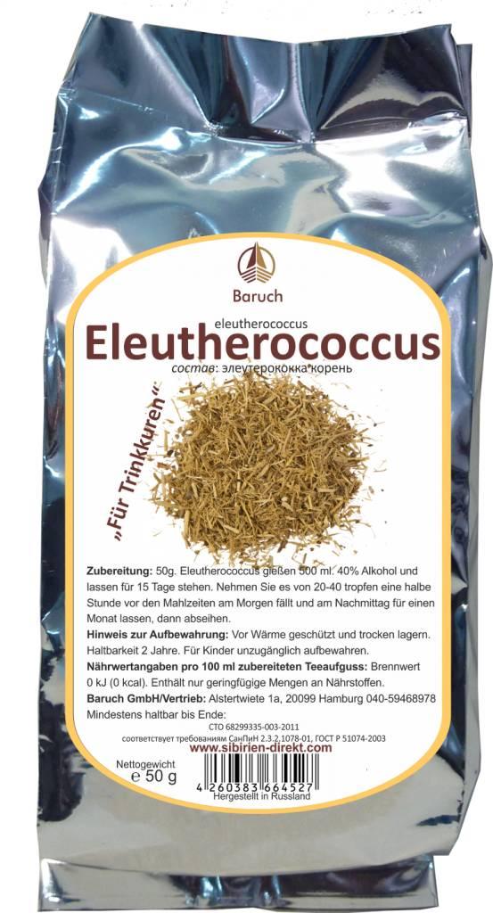 Eleutherococcus