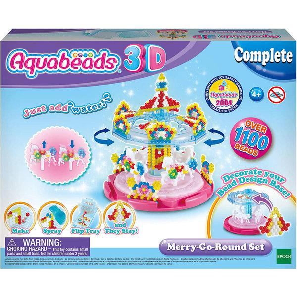 Aquabeads Aquabeads 3D Draaimolenset