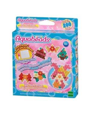 Aquabeads Mini Glinsterend Parelpakket