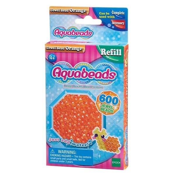 Aquabeads Aquabeads Oranje Juweelparels