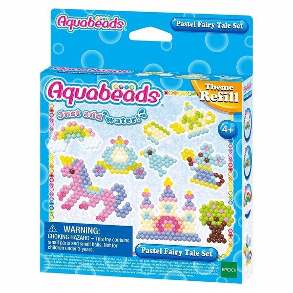 Aquabeads Aquabeads Pastel Sprookjesset