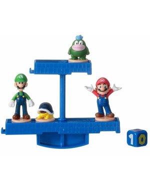 Super Mario Super Mario Balancing Game Underground Stage