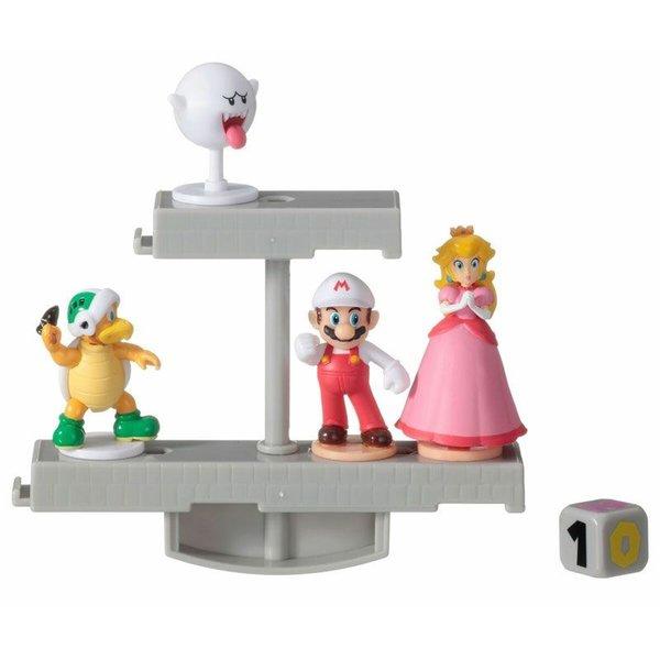 Super Mario Super Mario Balancing Game Castle Stage
