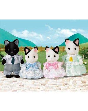 Sylvanian Families Familie Tuxedo Kat